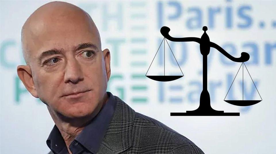 Jeff Bezos (fundador y director ejecutivo de la empresa de venta online Amazon)